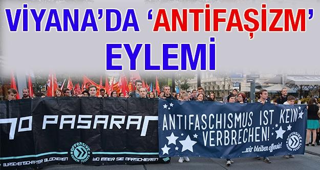 Viyana'da 'Antifaşizm Eylemi': 'Polislerin...