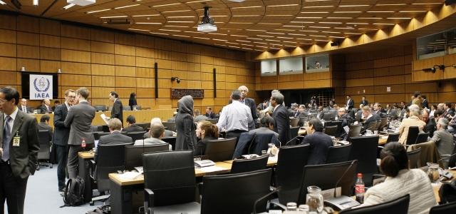 'Viyana'da Gerçekleştirilen UAEA Toplantısı Sona Erdi'
