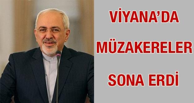 Viyana'da müzakereler sona erdi