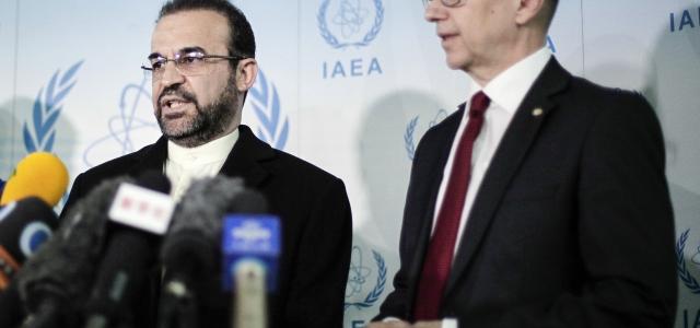 ''Viyana'da Yapılan UAEA Yönetim Kurulu Olağanüstü Toplantısı Sona Erdi''
