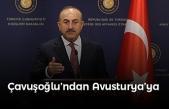 """Çavuşoğlu: """"Dün Yahudiler hedefti, bugün Müslümanlar"""""""