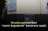 ÖZEL HABER   Avusturyalılardan camilerin kapatılmasına tepki