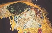 Paris'te ünlü ressam Gustav Klimt'in renkli dünyasına yolculuk