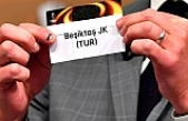 Beşiktaş'ın UEFA Avrupa Ligindeki Muhtemel Rakipleri Belli Oldu
