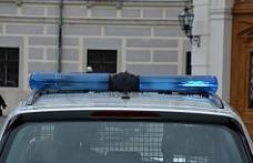 """Viyana'da """"dur"""" ihtarına uymayan sürücü hayatını kaybetti"""