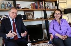 Avusturyalı AB Büyükelçisi: 'Türkiye'de kendimi evimde hissediyorum'