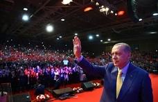 Erdoğan Bosna'da Avrupalı Türklere hitap etti