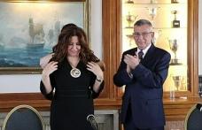 BIMCO'nun ilk Türk ve kadın başkanı