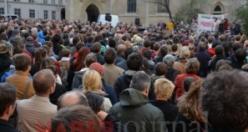Facia'da hayatını kaybedenler Viyana'da anıldı