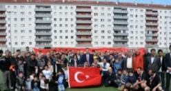 Viyana'da 19 Mayıs Atatürk'ü Anma Gençlik ve Spor Bayramı Futbol Turnuvası
