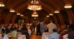 Viyana Belediye Başkanı Häupl, verdiği iftar yemeğinde konuştu