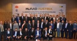 MÜSİAD Avusturya 5. Olağan Genel Kurulu