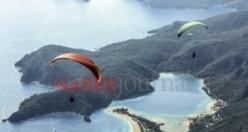 Ölüdeniz'de hedef 100 bin yamaç paraşüt uçuşunu yakalamak