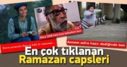 En çok tıklanan Ramazan capsleri