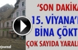 ''15. Viyana'da Bina Çöktü: Video''