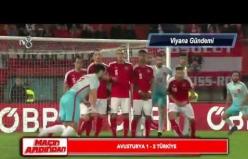 Avusturya - Türkiye Maç Özeti