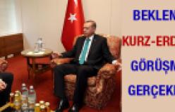 'Erdoğan - Kurz Görüşmesi Gerçekleşti'