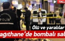 İstanbul'da Dergiye Bombalı Saldırı: 1 Ölü