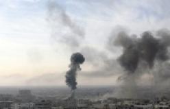 İsrail'in Saldırısı Kameraya Böyle Yansıdı