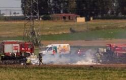 Uçak kazası: 3 ölü