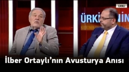 İlber Ortaylı'nın Avusturya Anısı: 'Siz bir halta yaramazsınız'