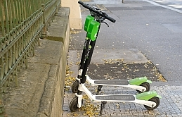 Scooter'la hız yapan çocuğa şoke eden ceza
