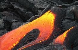 'Ateş Volkanı' patladı