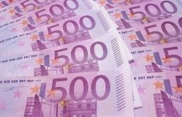 Euro'nun 500'lük banknotu tedavülden kaldırılıyor