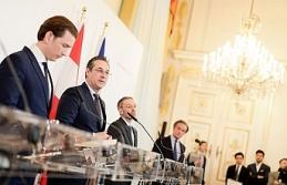 Avusturya'da aşırı sağ koalisyonda çatlak