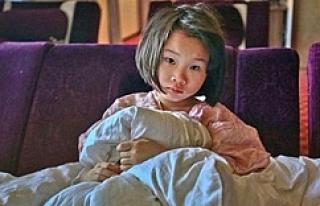 6 yaşındaki küçük kız hamamda yaşıyor!