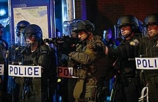 ABD'de polis şiddeti 2015'e damga vurdu!