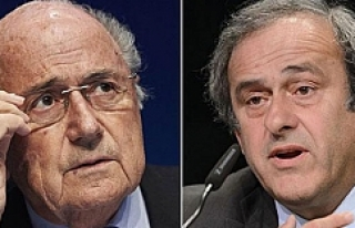 Blatter ve Platini'ye sekizer yıl men cezası