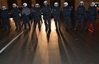 İstihbarat sonrası Viyana'ya polis takviyesi