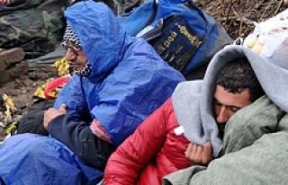 ''Sığınmacılar için Türkiye'ye...