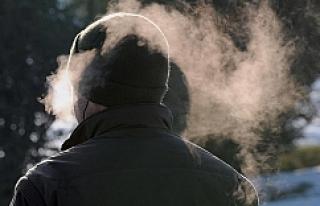 'Soğuk havada kalp-damar hastaları daha dikkatli...