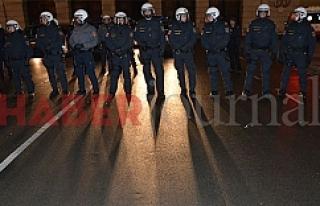 Viyana Polisi teyakkuzda: O gün 29 kamera anlık...