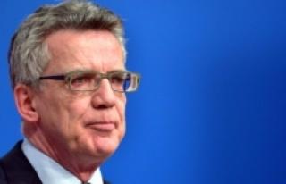 Alman İçişleri Bakanı'ndan Ültimatom