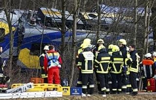 Almanya'daki tren kazasının sebebi belli oldu