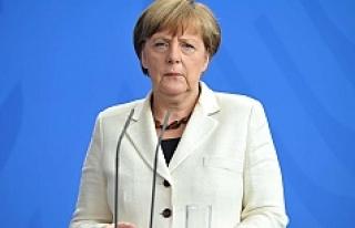 Angela Merkel: 'Geçiciler'