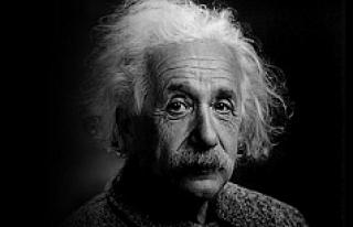 Einstein'ın '100 yıllık' teorisi...