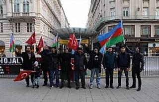 Hocalı Katliamı, Viyana'da unutulmadı
