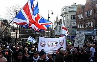 İslam karşıtı PEGIDA hareketi, Avrupa yürüyüşüne...