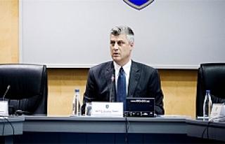 Kosova'nın yeni cumhurbaşkanı Thaçi oldu