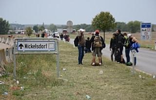 Sığınmacı krizi FPÖ'ye oy kazandırmaya...