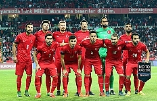 Türkiye FIFA dünya sıralamasında ilk 20'de