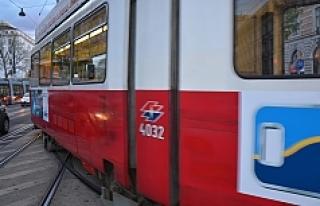 Viyana'daki Tramvay Kazalarına 'Led'...