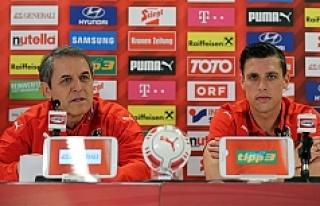 Avusturya Milli Takım Teknik Direktörü: '...