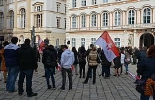 Avusturya'nın AB'den ayrılmasını istediler