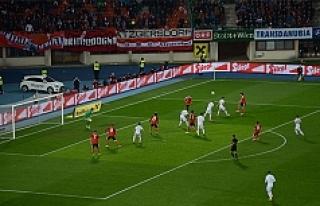 Avusturya, Türkiye maçı öncesi moral depoladı