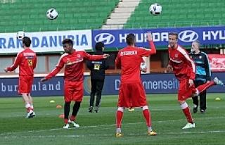 Avusturya, Türkiye maçına hazır